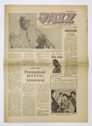 JAZZ. R. 2, nr 9 (15): IX 1957.