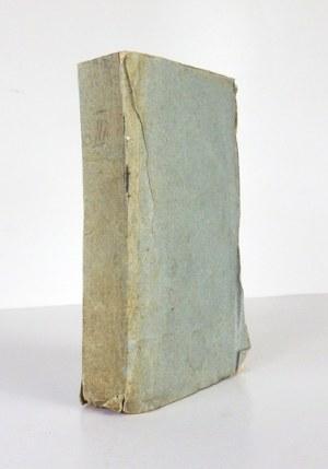 ROZMAITOŚCILiterackie za rok 1826. T. 3. 1828.