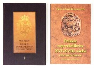 SIPAYŁŁO Maria - Polskie superexlibrisy XVI-XVIII wieku w zbiorach Biblioteki Uniwersyteckiej w Warszawie. Warszawa 1988...