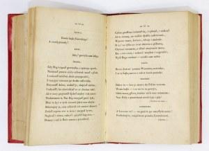MICKIEWICZ Adam - Poezje ... T. 3-4. Wydanie A. Jełowickiego i Spółki, przejrzane i poprawione przez autora....
