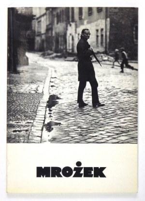Mrożek Festival. 1990. Z dedykacją S. Mrożka