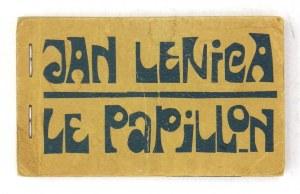 J. Lenica - Le papillon. 1957. Z dedykacją Lenicy dla S. Mrożka.