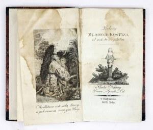 ECKARTSHAUSEN [Karl von] - Podróże młodego Kostysa od wschodu na południe. Z dzieł J.P. Ekkartshauzena [......
