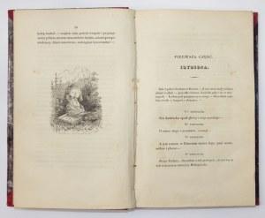 KRASIŃSKI Z. - Irydion. 1836. Pierwsze wydanie.