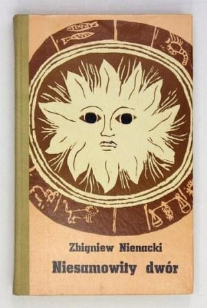 Z. Nienacki - Niesamowity dwór. 1969. Wyd. I.