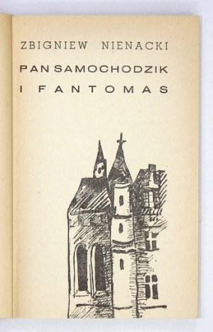 NIENACKI Zbigniew - Pan Samochodzik i Fantomas. Projekt okładki [...] i ilustracji Magdalena Kapuścińska....