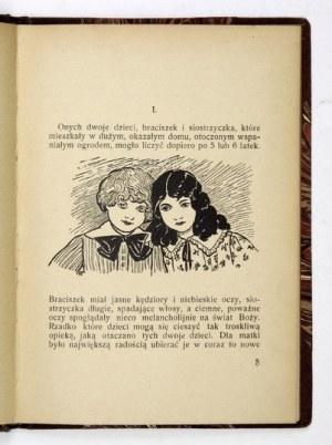 RADĘCKI Antoni - Dzieje żydowskiego dziewczątka. Przez nią samą opowiedziane. Dla dzieci polskich opracował .....