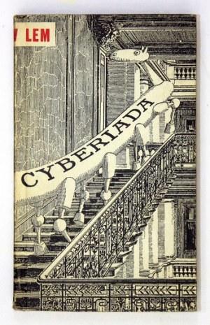 LEM S. - Cyberiada. Wyd. I. Ilustracje D. Mroza.