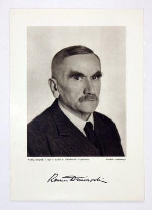 [DMOWSKIRoman]. Według fotografii z 1938 r.