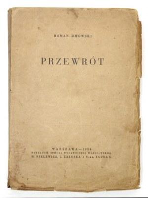 R. Dmowski - Przewrót. 1934. Wyd. I.