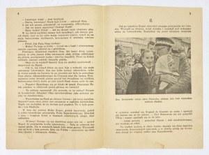 BIENIASZ Józef - Nasi za Olzą... Opowiadanie. Lwów [1938?]. Druk. Urzędnicza. 8, s. 8....