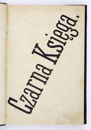 [CZAPLICKI Władysław] - Czarna księga 1863-1868, przez autora