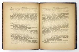 ORZESZKOWA E[liza] - Silny Samson. Warszawa 1905. E. Wende i Spółka. 16d, s. 53. opr. ppł. z epoki z zach. okł....