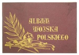 [KOSSAK Jerzy] - Album wojska polskiego. Skawina 1939. Nakł. H. Francka Synów. 16d podł., s. [32]....