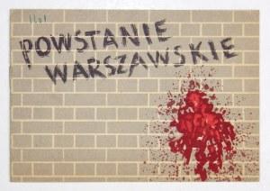 POWSTANIEWarszawskie. Warszawa 1957. Sport i Turystyka. Staraniem Związku Bojowników o Wolność i Demokrację. 16 podł.,...