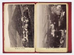 [DUSZNIKIZdrój]. Erinnerung an Bad Reinerz. Landeshut i/Schl. [= Kamienna Góra] [nie przed 1895]...