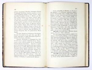 ŁEPKOWSKI Józef - Przegląd zabytków przeszłości z okolic Krakowa. Warszawa 1863. Druk. c.k. Uniw. Jag., Kraków. 8,...