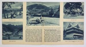 GRYCZUK J. - Letniska Huculszczyzny. Dolina Czeremoszów, Rybnicy i Pistynki. Stanisławów 1937. Liga Popierania Turystyki...