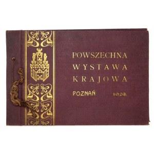 ULATOWSKI R[oman] S[tefan] - Album Powszechnej Wystawy Krajowej. 15 barwnych plansz według art. fot. ......
