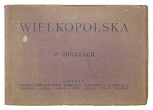 WIELKOPOLSKA w obrazach. Poznań [ca 1924]. Polskie Tow. Księgarni Kolejowych