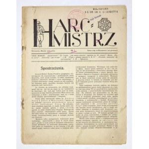 HARCMISTRZ. R. 1, nr 1: III 1917.