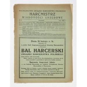 HARCMISTRZ. R. 8, nr 2: II 1925.