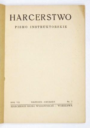 HARCERSTWO. R. 7, nr 7: IX-XII 1946.