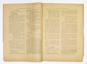 WIADOMOŚCI Urzędowe. R. 1 (VI), nr 7: VII 1923.