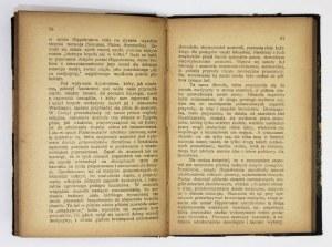 BIERNACKI Edmund - Istota i granice wiedzy lekarskiej. Z przedmową Juliana Ochorowicza. Warszawa [cenz. 1899]....