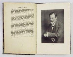 FREUD Zygmunt - Wizerunek własny. Przełożył H. Załszupin. Warszawa 1936. J. Przeworski. 8, s. 96, [1], tabl. 4....