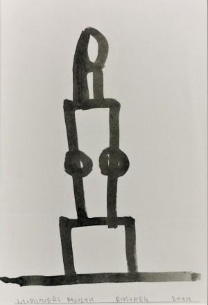 Włodzimierz PAWLAK (ur. 1957), Rysunek, 2014