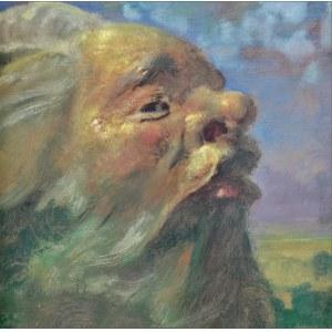 Stefan ŻECHOWSKI (1912-1984), Głowa fauna
