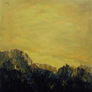 Olena Horhol (ur.1994), Żółty, 2020