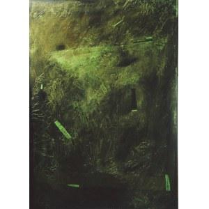 """Ada KAMIŃSKA, No 34 z cyklu """"Przestrzenie-nieprzestrzenie"""" part II, 2017 r."""