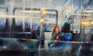 Włodzimierz KUKLIŃSKI, Rhythm of the Rain, 2017 r.