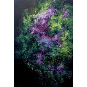 Olena HORHOL, Flowering XX, 2020 r.