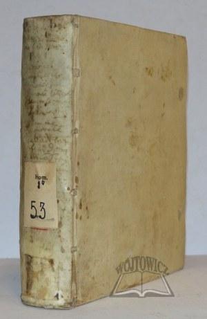 POSNANIENSIS Petrus, R. P. Petri De Posnania, Ordinis Minorum De Obseruantia, Provinciae Poloniae Diffinitoris,
