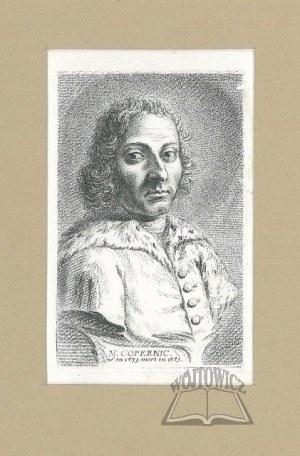 (KOPERNIK Mikołaj). N. Copernic. Ne en 1473. mort en 1543.