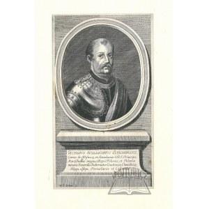 LUBOMIRSKI Jerz Sebastian (1616-1667).
