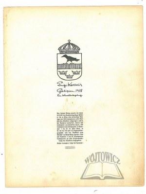 KASIMIR Luigi, Galizien 1915. Ein Künstlertagebung.
