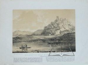 (ORDA Napoleon). MELSZTYN nad rzeką Dunajcem. (Galicya).