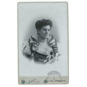 POCHWALSKA Zofia z. d. Szarska (1868-1940).