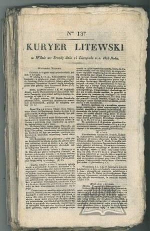 KURYER Litewski.