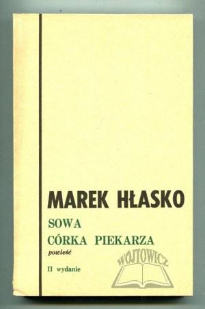 HŁASKO Marek, Sowa, córka piekarza.