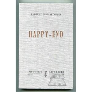 NOWAKOWSKI Tadeusz, Happy-end.