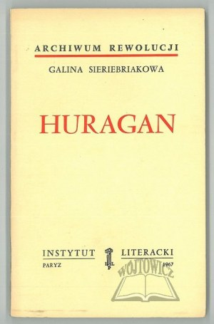 SIERIEBRIAKOWA Galina, Huragan.