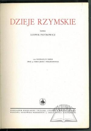 WIELKA Historja Powszechna. (3)
