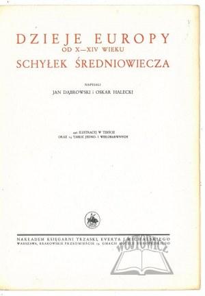 WIELKA Historja Powszechna. (4)