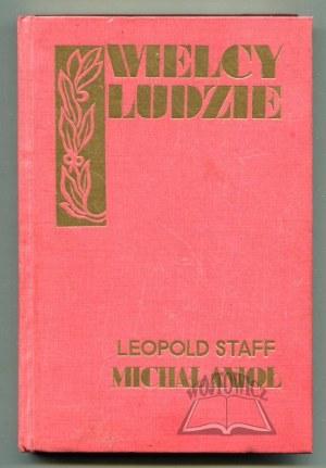 STAFF Leopold, Michał Anioł.