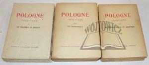 POLOGNE 1919 - 1939.